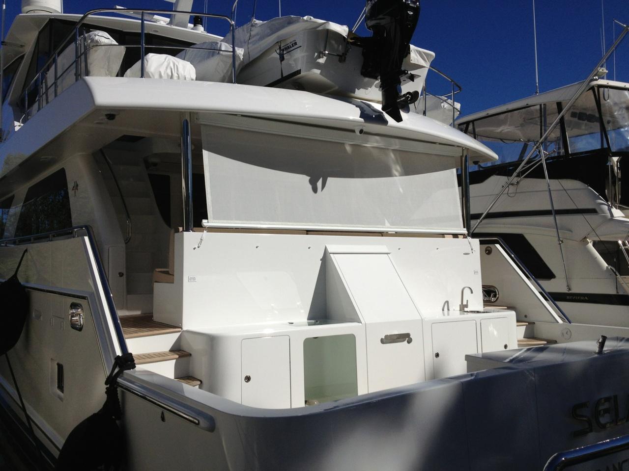 Yacht Canvas and Enclosure Services – West Coast Canvas »